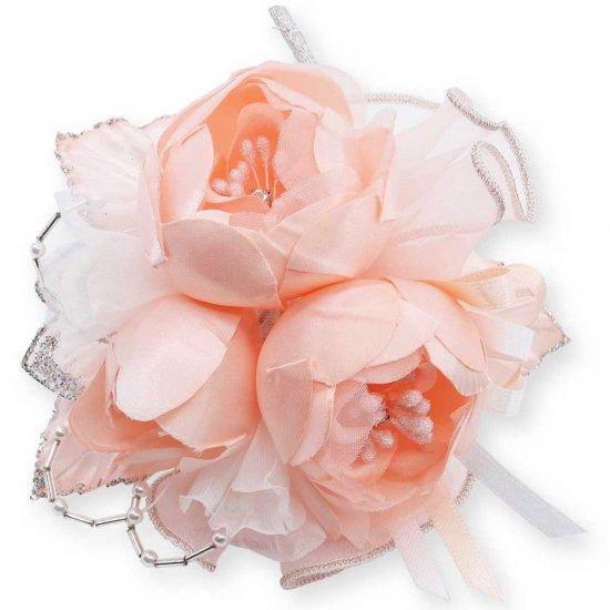 ころころ 丸バラ フォーマル コサージュ コサージュケース付き【画像15】