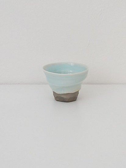 [宝山窯]青白磁盃