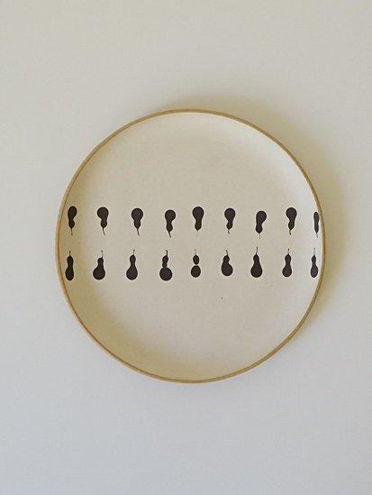 [芦澤和洋]丸皿 M #3