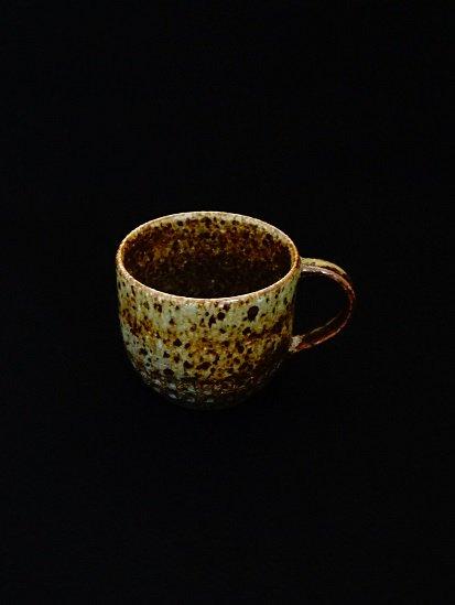 [ 伊藤 豊 ]ブロックマグカップ もえぎ