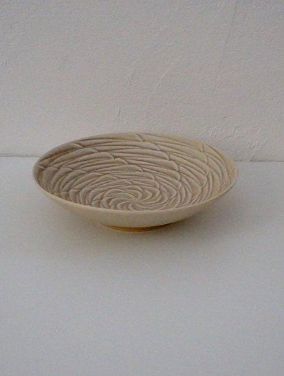 [竹内玄太郎]波紋大皿