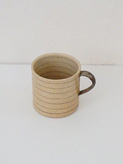 [田鶴濱優香]練り込みマグカップ