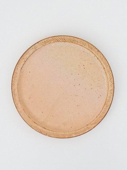 [ 伊藤豊 ]ナナメしのぎ9寸プレート