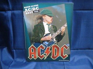 バンド・スコア AC/DC・ベスト[改訂新版] (楽譜)
