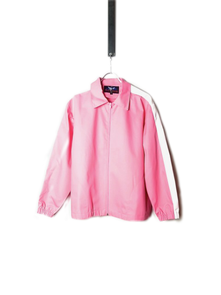 <img class='new_mark_img1' src='//img.shop-pro.jp/img/new/icons23.gif' style='border:none;display:inline;margin:0px;padding:0px;width:auto;' />Arm Stripe Leisure Jacket