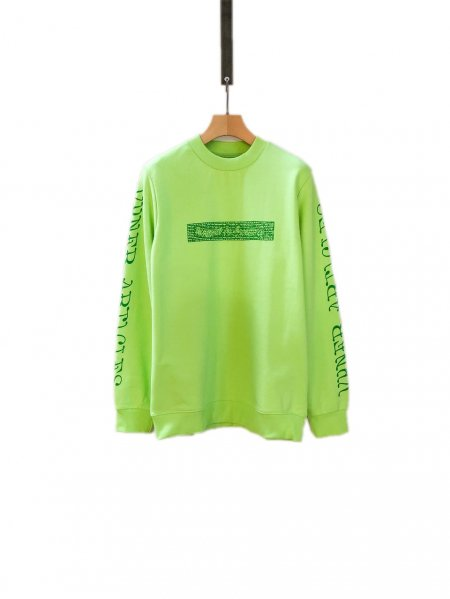 <img class='new_mark_img1' src='//img.shop-pro.jp/img/new/icons23.gif' style='border:none;display:inline;margin:0px;padding:0px;width:auto;' />Sweat Shirt -Brick Studio Print