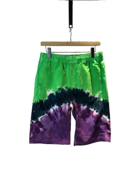 <img class='new_mark_img1' src='//img.shop-pro.jp/img/new/icons23.gif' style='border:none;display:inline;margin:0px;padding:0px;width:auto;' />Elasticated Shorts -Tie Dye