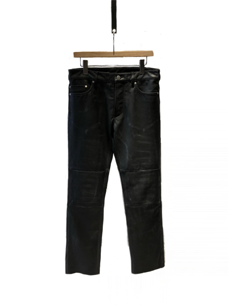 <img class='new_mark_img1' src='//img.shop-pro.jp/img/new/icons23.gif' style='border:none;display:inline;margin:0px;padding:0px;width:auto;' />Skinny Leather Pants