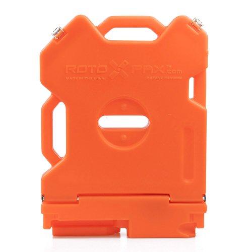 Rotopax 2ガロンストレージオレンジコンテナ