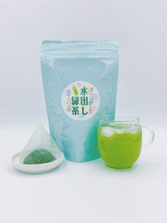ティーバッグ 水出し緑茶ティーバッグ
