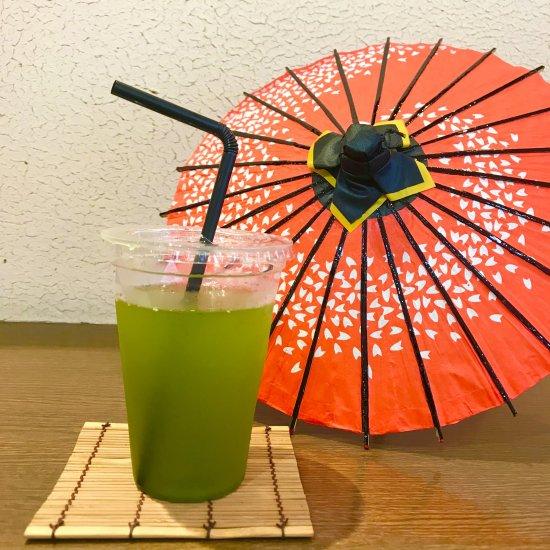 【鹿子木灯先生コラボ商品】水出し緑茶ティーバッグ【画像4】
