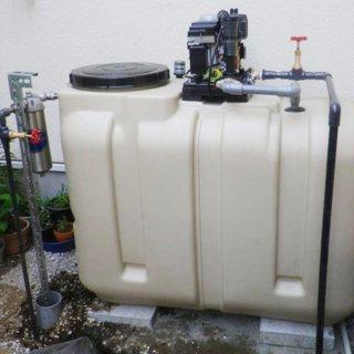 戸建て用πウォーター上水システム