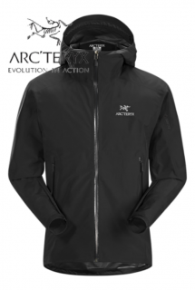 Zeta SL Jacket Mens Black