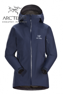 Zeta SL Jacket Womens Cobalt Moon