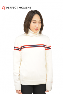 ORELLE TURTLE-NECK SWEATER WS