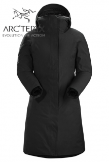 <img class='new_mark_img1' src='https://img.shop-pro.jp/img/new/icons5.gif' style='border:none;display:inline;margin:0px;padding:0px;width:auto;' />Centrale Parka Womens Black