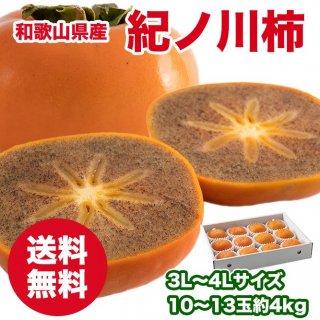 【イチオシ!】和歌山県産 紀ノ川柿