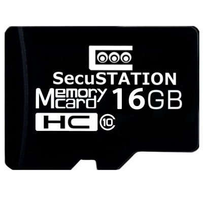 microSDカード 16〜128GB選択