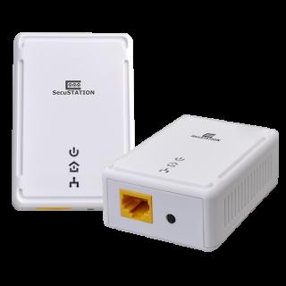 PLCアダプター コンセントにつなぐだけ 簡単 高速インターネット 通信 次世代 LAN