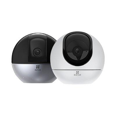C6T 自動追跡 1080P 屋内 ワイヤレスカメラ -EZVIZ HIKVISION-