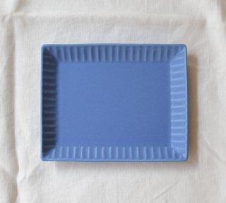 Lineライン トーストプレート ブルー