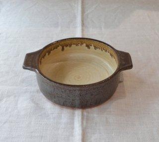 廣川温 グラタン皿(小)