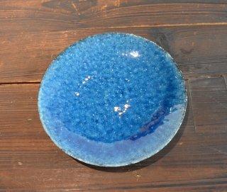 トルコ釉 6.5皿