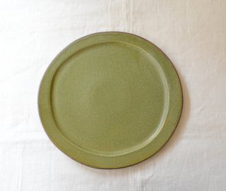 翠SUI 大皿 うぐいす
