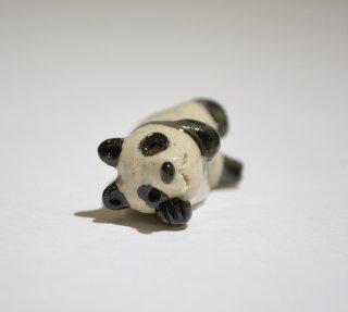 豆屋の箸置き パンダ よこ うでまくら