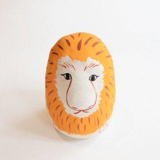 コシェルドゥの起き上がり人形 ライオン
