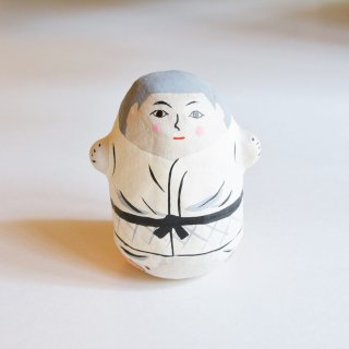 コシェルドゥの起き上がり人形 柔道