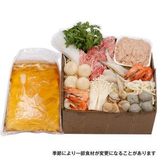 まんぷく鍋2人前(たっぷり4-5人前)