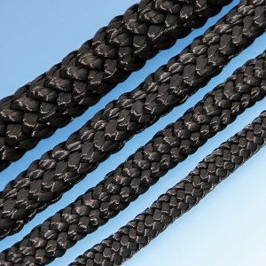 110341<br>TexTech NERO 係留用ロープ 15mm 黒<br>(011N15)