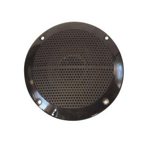 """200851 防水スピーカー 4"""" 黒色(1個) (KH30353B)"""