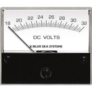 227540<br>電圧計 ANALOG DC 18-32V (W66.7XH60.3)<br>(8240)