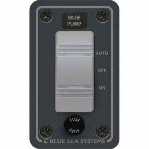 227609<br>BlueSea コンチュラ スイッチ パネル(ビルジ) <br>(8263)