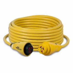 228262<br>Marinco 30A 125V 15Mケーブルセット<br>(CS30-50)