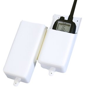 302257<br>ポータブル無線機電話/GPS ホルダー(PVC)<br>(AA63551)
