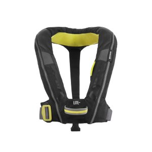 314350<br>Spinlock BLACK DECKVEST LITE+ LIFEJACKET<br>(DW-LTH/A)