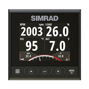 420365<br>Simrad IS42 DIGITAL DISPLAY<br>(000-13285-001)