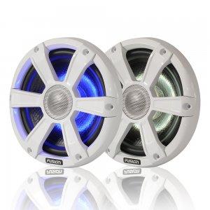 500129<br>Fusion 7.7&#34; スポーツスピーカー白<br>(SG-FL77SPW)