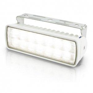 740331<br>Hella Sea Hawk-XLR 18W LED作業灯 白ケース SPRED<br>(2LT980740011)