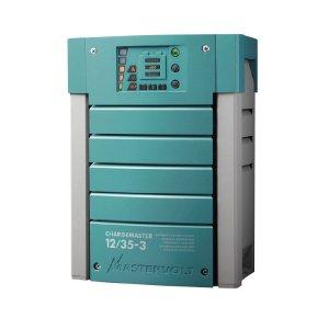 710001<br>MasterVolt バッテリー充電器Out 12V35Amp 3Bank<br>(44010350)