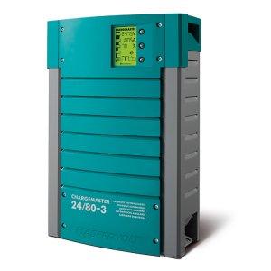 710015<br>MasterVolt バッテリー充電器Out 24V80Amp 3Bank<br>(44020800)