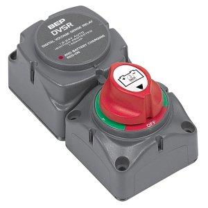 720109<br>BEP デジタル電圧感知リレー&スイッチ12/24Volt共用 <br>(714-140A-DVSR)