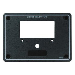 227516<br>BlueSea ブランク パネル for Single Meter<br>(8013)