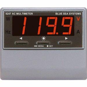 227771<br>BlueSea ACデジタルマルチメーター <br>(8247)