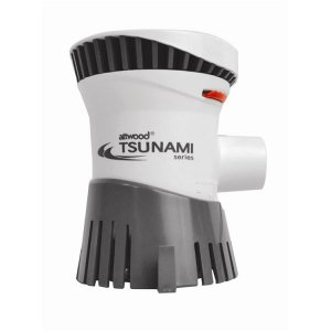 319086<br>Attwood TSUNAMI 1200 ビルジポンプ 24 V <br>(4613-1)