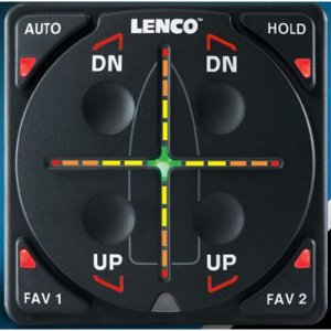 401502<br>Lenco AutoGlideキット Act. w/o GPS&Network<br>(15504-101)