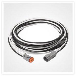 401566<br>Lenco Actuator Ext.ケーブル 3M 16GA<br>(30133-001D)